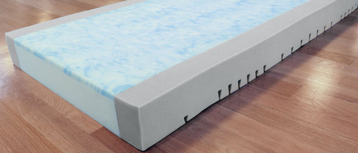 Sky-fit care bed mattress