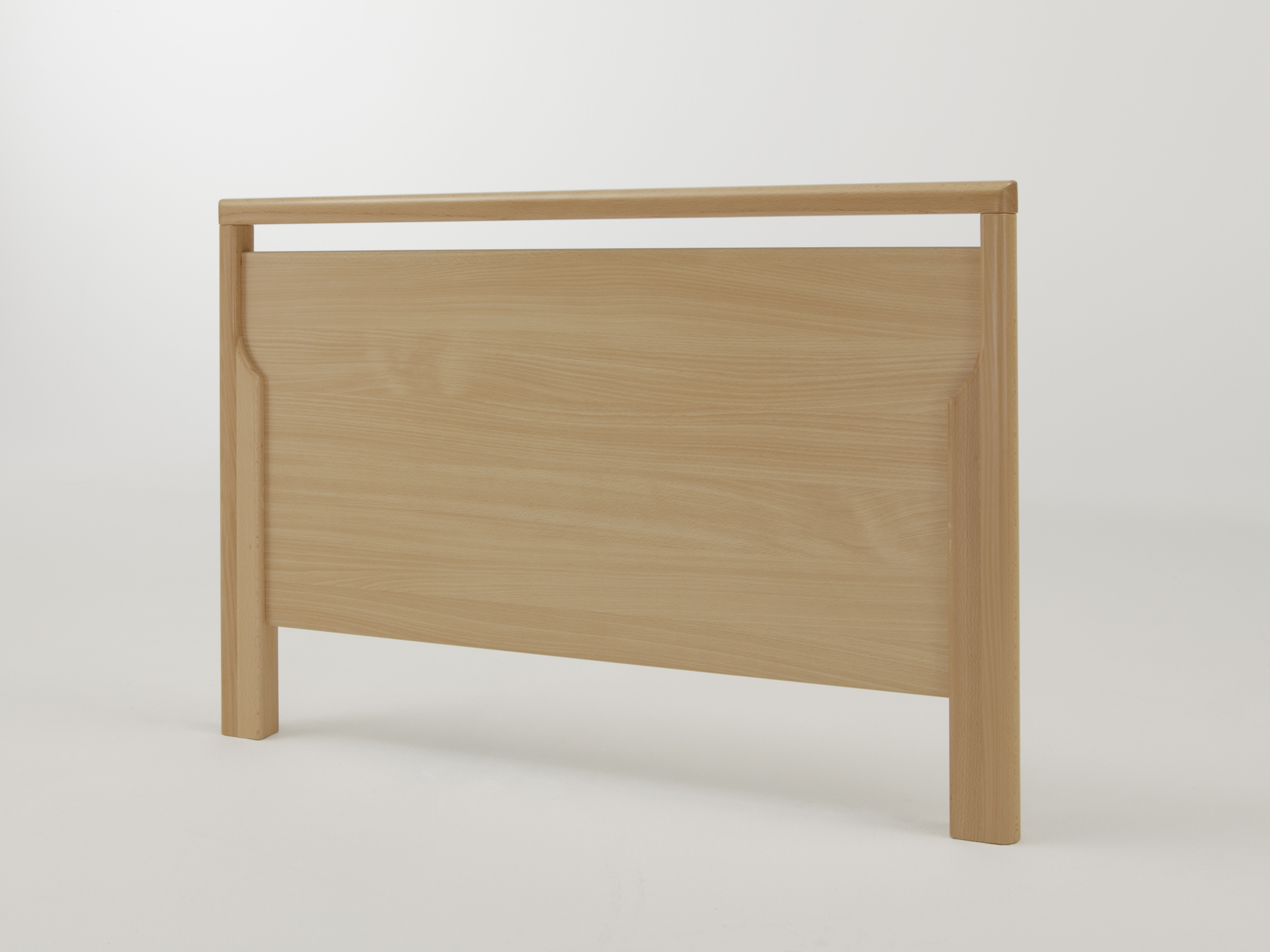 Natural Beech decor of the Relax bed frame